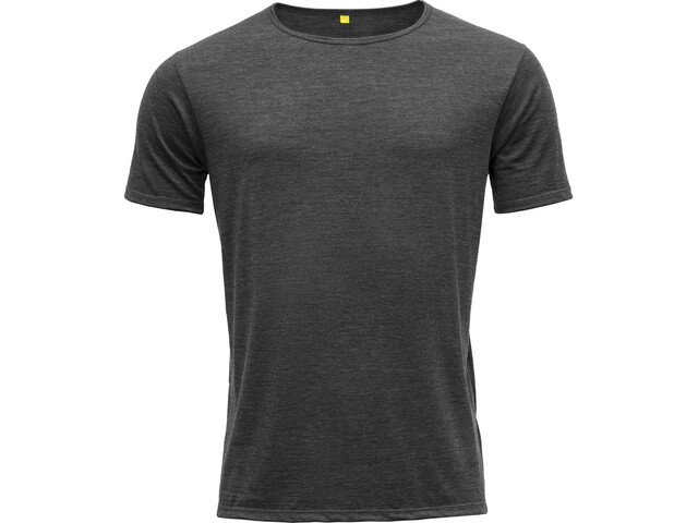 Devold Sula T-shirt Homme, anthracite